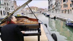 ヴェネツィアで!